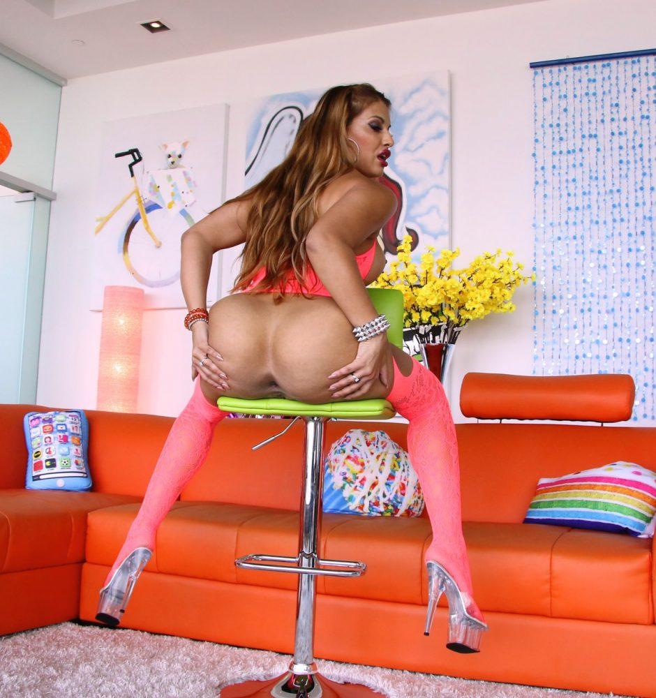 Kristina Rose Ass Licking