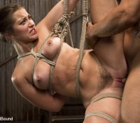 Dani Daniels in  Fuckedandbound Unhappy Slut July 19, 2014  Bdsm, Anal